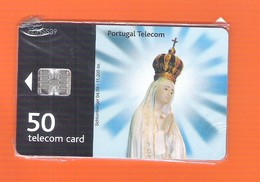 "PHONECARD - PORTUGAL PT239 ""NOSSA SENHORA FATIMA""  MINT/SEALED - Portugal"