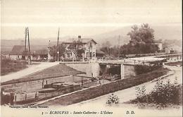 54. ECROUVES. Sainte-Catherine. L'Ecluse - France