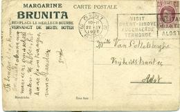 Postkaart - Carte Postale Margarine Brunita 1925 - Advertising