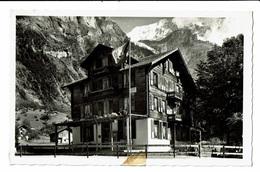 CPA - Carte Postale - SUISSE - Berne- Naturfreundehaus Stechelberg-Ebnefluh -1960 VM688 - BE Berne