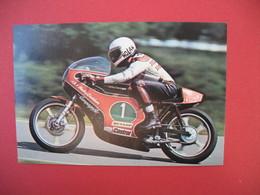 Carte Moto Course Sur Route  Wegraces - Walter Villa - Motorbikes