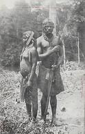 Congo)   OGOOUE  - Pahouin Et  Pahouine (  Guerrier  ) - Französisch-Kongo - Sonstige