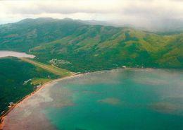 1 AK Fiji Islands * Blick Auf Die Insel Kadavu - Viertgrößte Der Fidschi-Inseln - Mit Lande- Und Abflugpiste * - Fidji