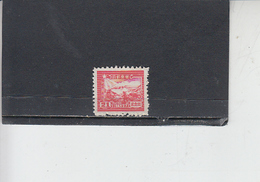 CINA ORIENTALE  1949 -  Yvert  20 - Treno - Western-China 1949-50