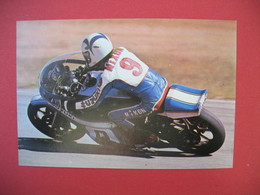 Carte Moto Course Sur Route  Wegraces - Gary Nixon - Motorbikes