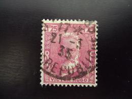 """A Partir De 1920 - Timbre Oblitéré N°   293 """"  V.hugo Rose      """"           Cote    2.30    Net    1.15     Photo 2 - Frankreich"""