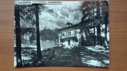 Courmayeur - Pensione Bellevue-Planpincieux - Italy