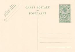 Entier Postal Stationery - Congo-Belge/ Belgische Congo - 1.20fr  Vert - Entiers Postaux