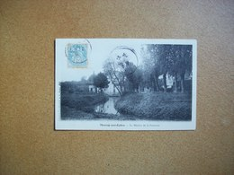 Carte Postale Ancienne De Meung-sur-Loire: Le Moulin De La Fontaine - Altri Comuni