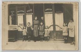 Carte Photo Restaurant Café Jambon Choucroute , Alsace ? - A Identifier