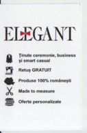 Romania, Visiting Card, Carte De Visite, Clothes Designer - Visiting Cards