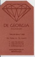 Romania, Visiting Card, Carte De Visite, Diamonds Shop Store - Visiting Cards