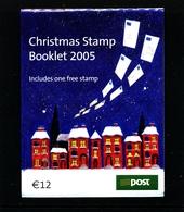 IRELAND/EIRE - 2005  CHRISTMAS  BOOKLET   MINT NH - Libretti