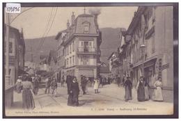 DISTRICT DE VEVEY - VEVEY - FAUBOURG ST ANTOINE - TB - VD Vaud