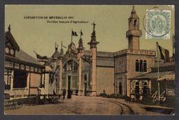 014579/ BRUXELLES, Expo 1910, Pavillon Français De L'Agriculture - Expositions Universelles