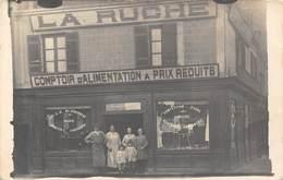 27 BEUZEVILLE - La Ruche Comptoir D'Alimentation à Prix Réduits Succursale N°335 Grande Rue.Carte Photo - Francia