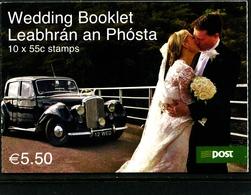 IRELAND/EIRE - 2012  WEDDING  BOOKLET   MINT NH - Libretti