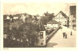 Allemagne - Bade Würtemberg - Salem - Vue Partielle - Eugen Sorg Salem - 6068 - Salem