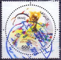 Used Iraq 2014, FIFA World Cup 1V. - Iraq