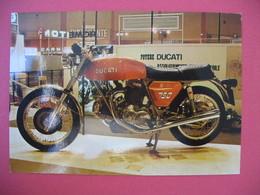 Carte Moto Ducati  750 GT - Motos