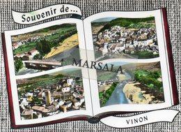 CPSM Vinon  Multivues - France