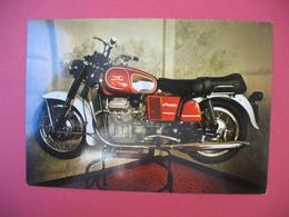 Carte Moto Guzzi   Spécial 750 - Motorbikes