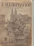 Illustration Economique Du Departement Eure Et Loir De 1926 De 76 Pages (Chartres Toury Nogent Le Rotrou.........) - France