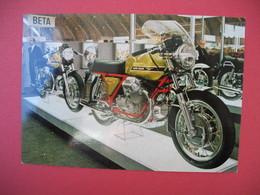 Carte Moto Guzzi   Sport  750 - Motorbikes