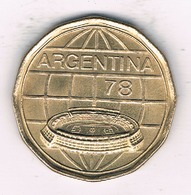100 PESOS 1977 ARGENTINIE /1455/ - Argentine