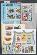 Mauritius , Steckkarte Mit Postfrischen Marken - Mauritius (1968-...)