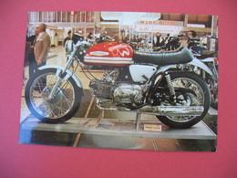 Carte Moto   Aermacchi Harley Davidson  350 - Motos