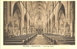 Allemagne - Bade Würtemberg - Salem - Münster - Inneres Gen Osten - Badishes Denkmälerarchiv - 6069 - Salem