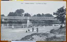 Chabris (Indre) Le Pont Du Cher - France