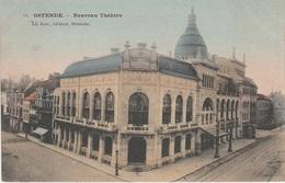 CPA AK Oostende Ostende Nouveau Théâtre Schouwburg Opera A Brugge Brügge Blankenberge Heist Mariakerke Belgien Belgique - Oostende