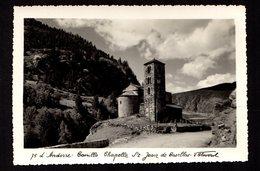 ANDORRA ANDORRE V Claverol N° 75 Légende Manuscrite Dos Fer à Cheval N° 2   SUPERBE - Andorre