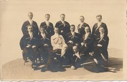 Carte Photo WW2 ? Groupe à Identifier Portant Chemises De Cosaques Et Dagues  : Cherkeska Et Kindjal - Guerra 1939-45