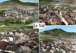 CPSM   Le Val  Multivues - France