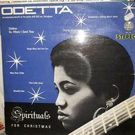 LP 33 GIRI ODETTA SPIRITUALS FOR CHRISTMAS - Canti Gospel E Religiosi