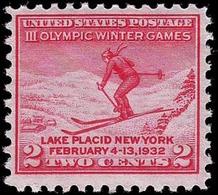 Usa - JJ.O. Lake Placid 1932 - 311 - Nuevo - Winter 1932: Lake Placid
