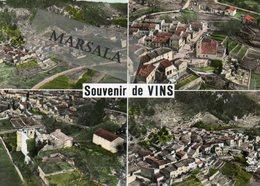 CPSM   Vins Multivues - France