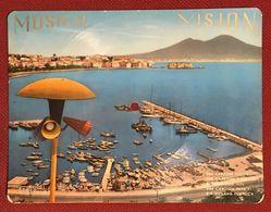 Cartolina Musicale Musical Vision Disco Napoli - Collezioni