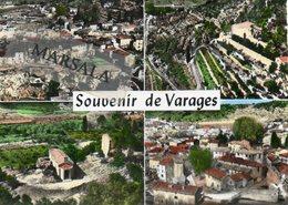 CPSM   Varages  Multivues - France