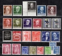 Berlin Belle Petite Collection Neufs ** MNH 1949/1963. Bonnes Valeurs. TB. A Saisir! - [5] Berlin
