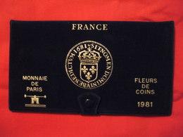 Coffret FDC 1981 - France