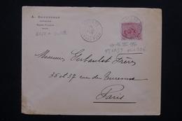 GUYANE - Enveloppe à Entête De Cayenne Pour Paris En 1916 - L 23397 - Guyane Française (1886-1949)