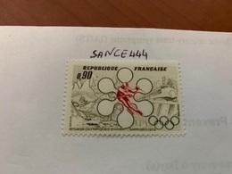 France Sapporo Olympics Mnh 1972 - France