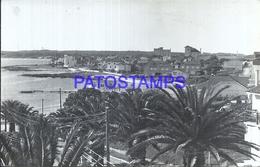 107692 URUGUAY PUNTA DEL ESTE DTO MALDONADO VISTA PARCIAL YEAR 1950 POSTAL POSTCARD - Uruguay