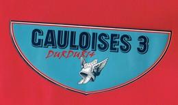 1 Autocollant GAULOISES 3 - Autocollants
