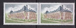 N° 1873 Série Touristique: Château De Malmaison: 1 Paire Timbres Neuf - France