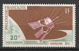 POLYNESIE - Poste Aérienne - PA N° 19** (1966) - Poste Aérienne
